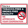 Tobacco and Smoke Free Facility