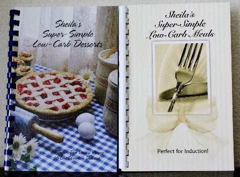Double Cookbook Bargain Package. Regular Price: $30. *SALE: $15*