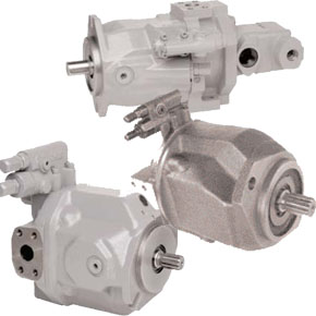 MA10VSO PISTON PUMP (keyed shaft, LH rotation)