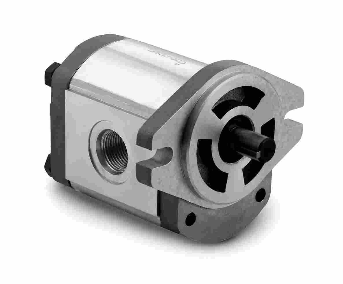 A MOUNT GEAR PUMPS (splined shaft, LH rotation)