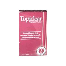 Topic Clear Antiseptic Soap