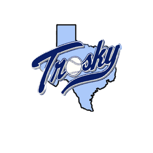 Trosky Texas Baseball 2024 Grads fall baseball team payment  with 3 Trosky jerseys and a Trosky Hat