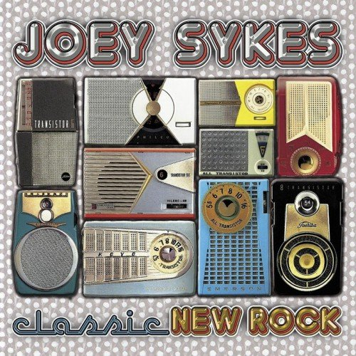Joey Sykes - Classic New Rock CD