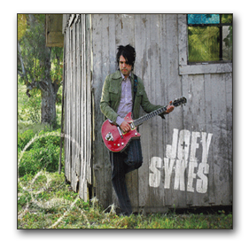 Joey Sykes - Joey Sykes CD