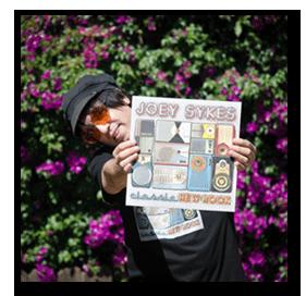 Joey Sykes - Classic New Rock Vinyl