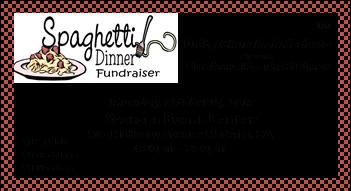 Child/Senior Dinner Tickets