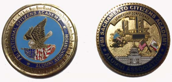 2017 Challenge Coin