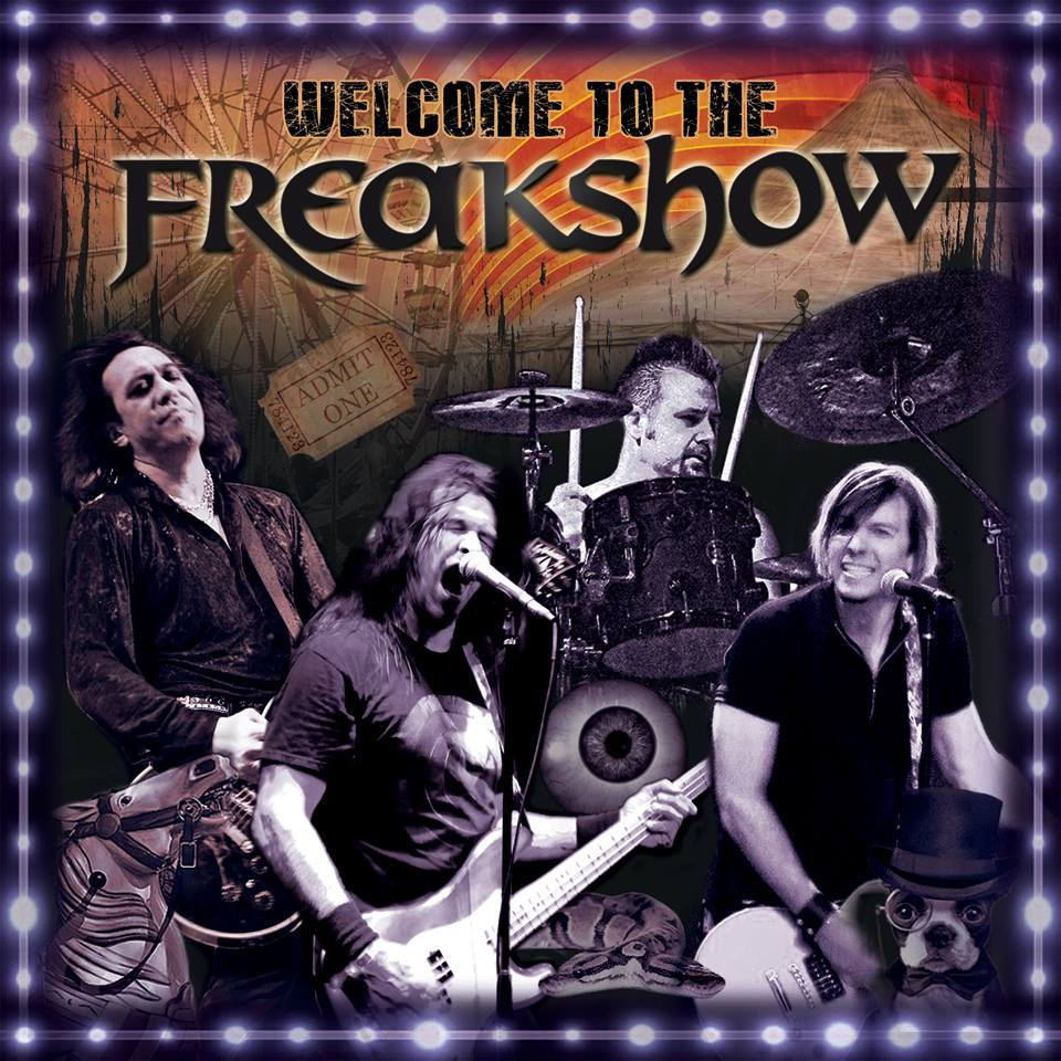 Welcome to the Freakshow - 2015 CD (US Shipping Only)