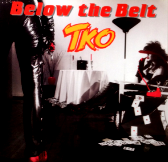 TKO-Below The Belt 2001 International