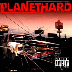 Planethard-Crashed On Planet Hard 2008