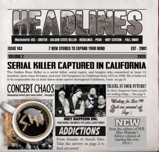Shit Happens-Headlines 2019
