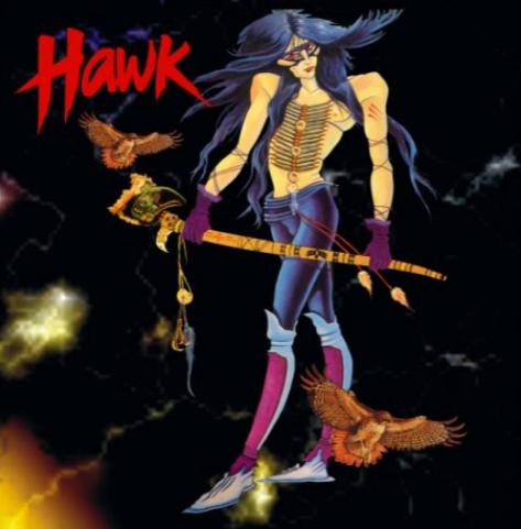 Hawk-1986 Rare International Order