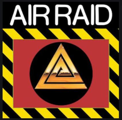 Air Raid 1973-1981 International