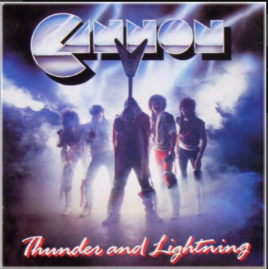 Cannon-Thunder And Lightning 1988
