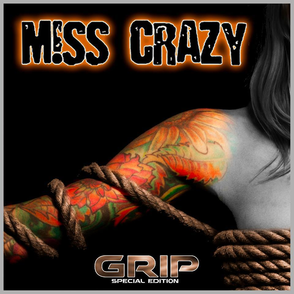 M!SS CRAZY - GR!P - 2014 CD (US Orders only)