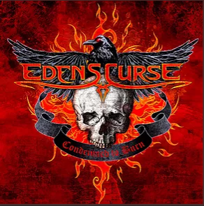 Eden's Curse-Condemned To Burn 2009 International Order
