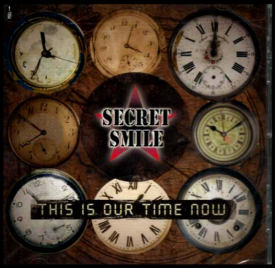 Secret Smile-This Is Our Time Now 2009 International Order