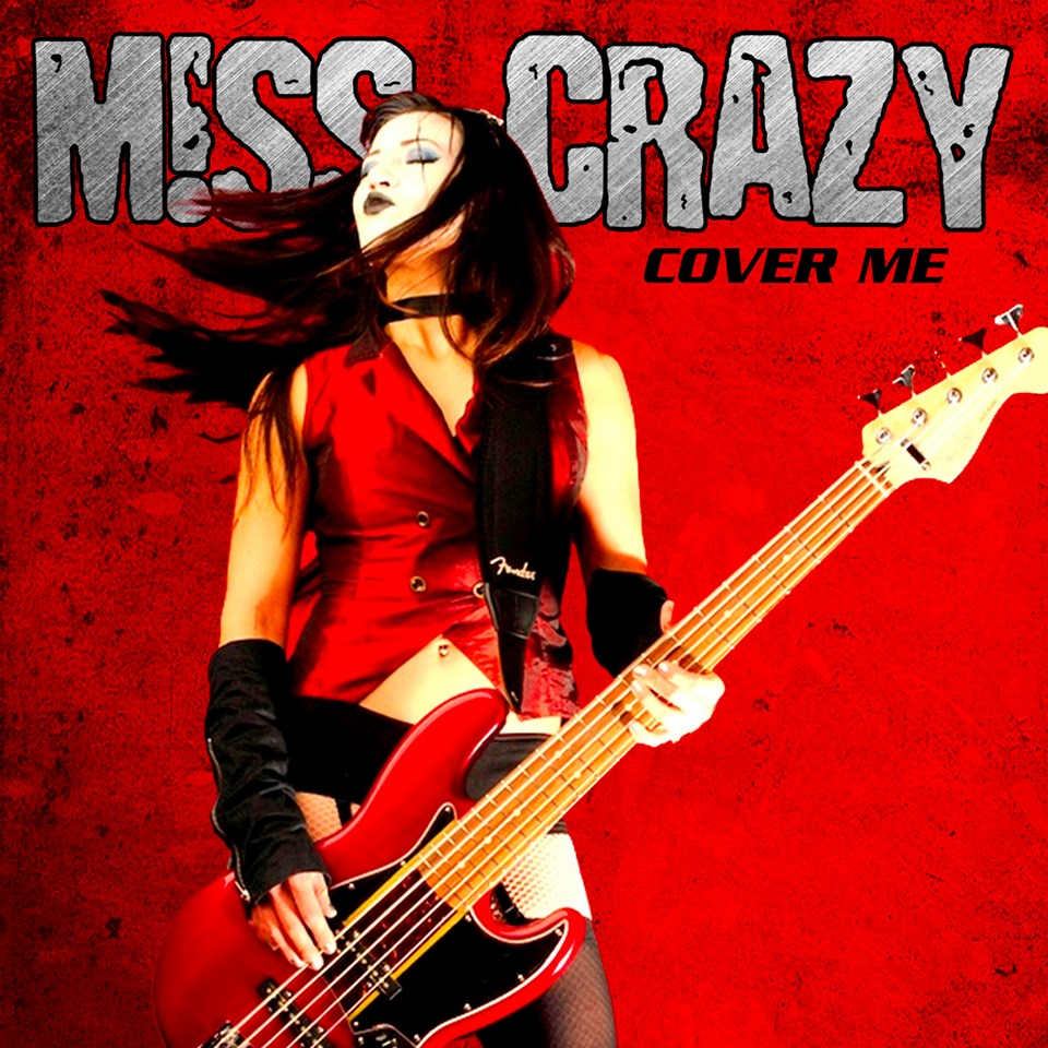 M!SS CRAZY - Cover Me - Mp3 Only