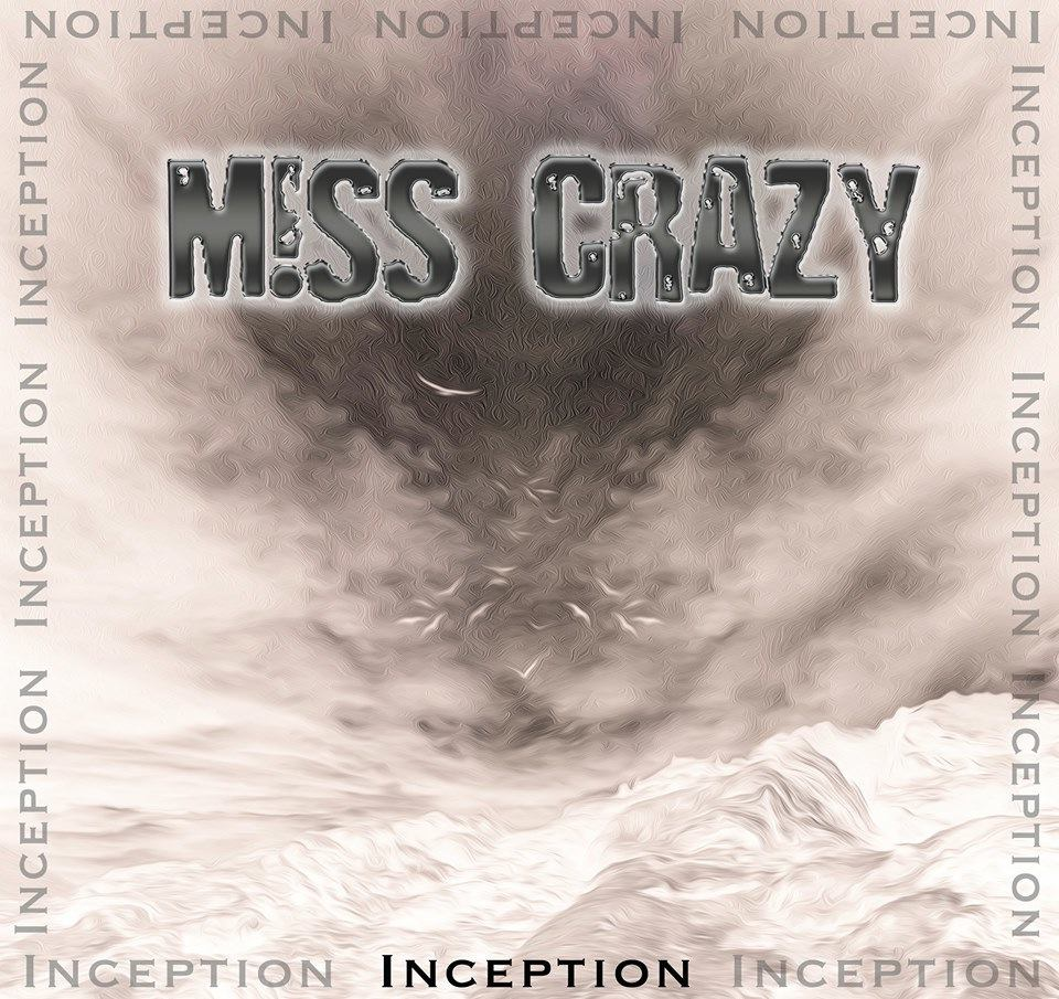 M!SS CRAZY - Inception - 2014 CD (International Orders)