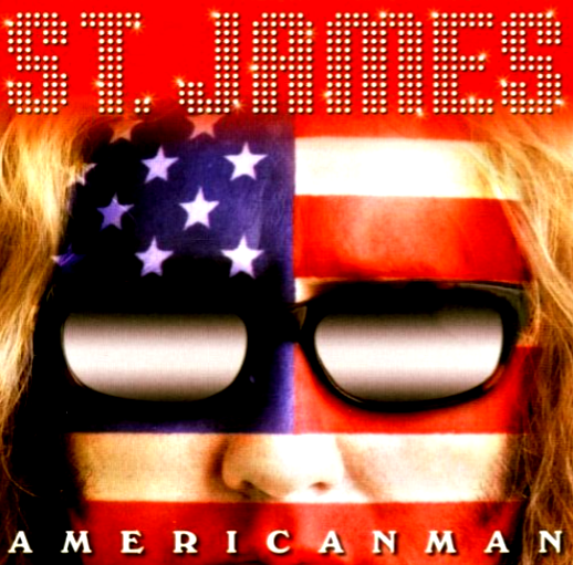 St. James-American Man