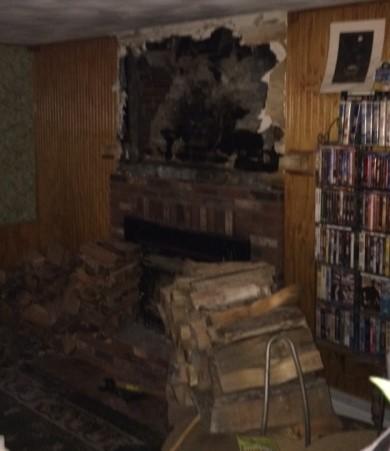 Fairhaven Fire Damage