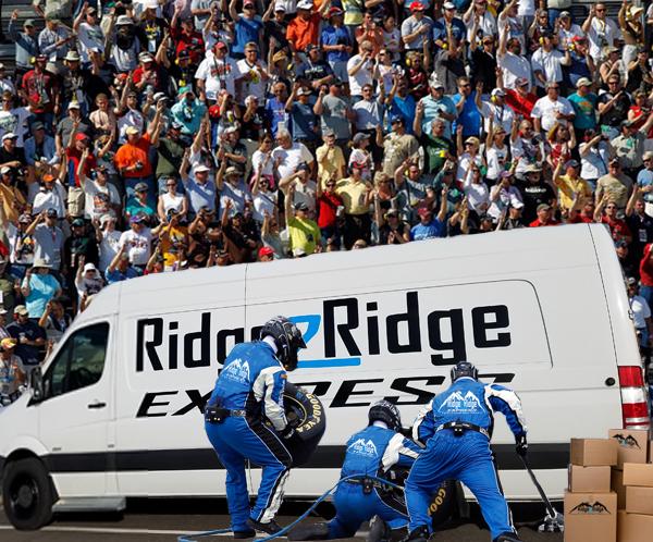 Ridge to Ridge Express - Utah's Hot Shot, Same Day Courier/Delivery