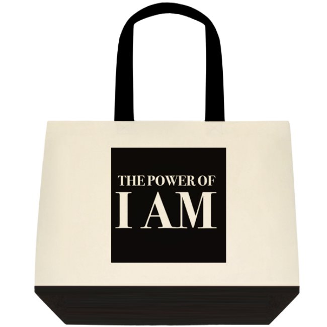 The Power of I AM Classic Tote Bag