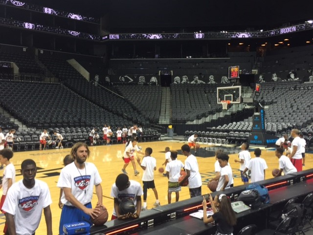 Brooklyn USA Summer Basketball Camp 2017