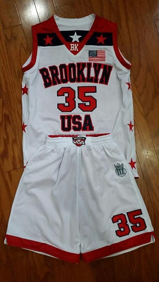 Brooklyn USA Uniform