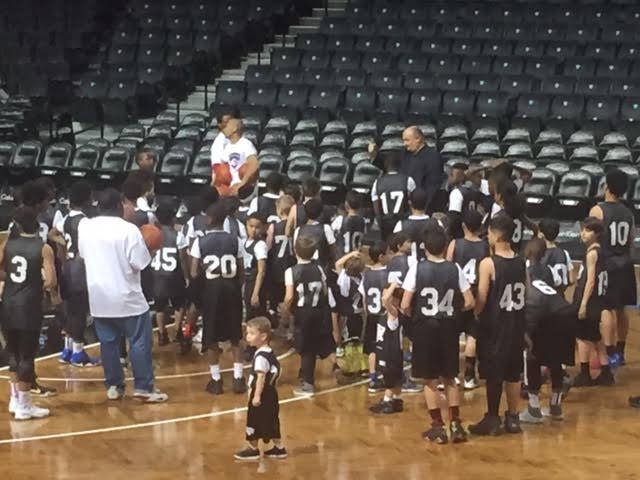 Brooklyn USA Barclays Center Basketball Game