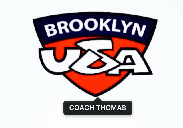 Brooklyn USA Fall Travel Basketball Team