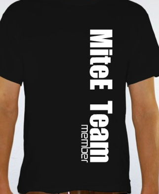 MiteE Team Tee Shirt