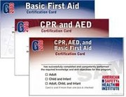 ASHI -CPR/FIRSTAID/AED COMBO