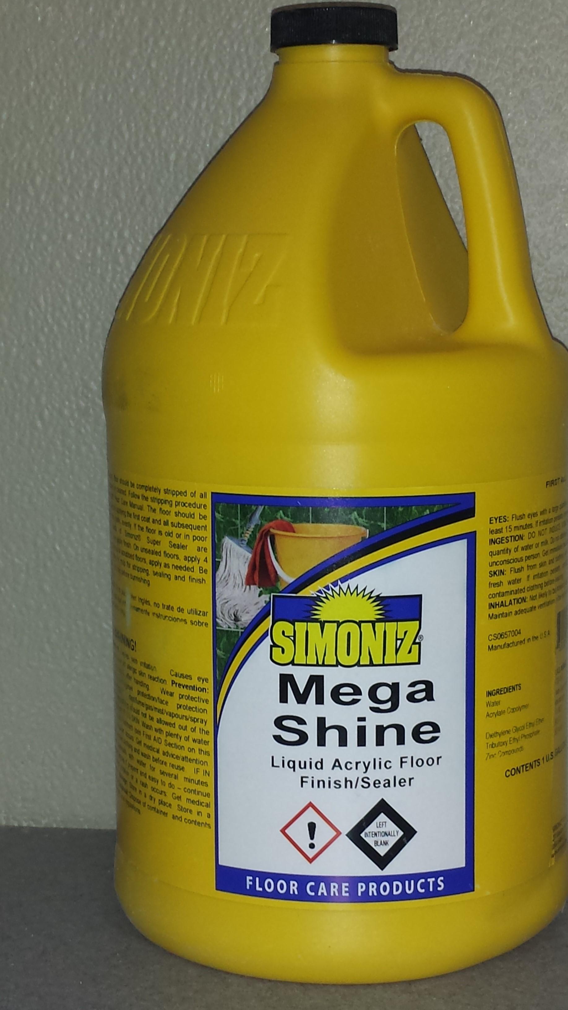 Mega Shine Wax