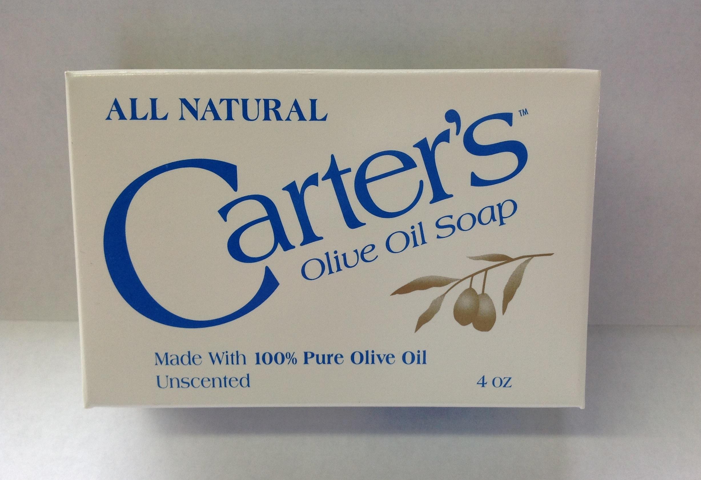 Olive Oil Bar Soap 4oz.