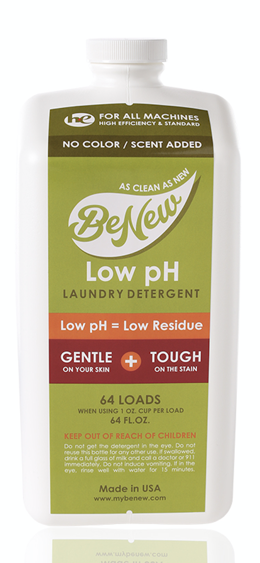 BeNew Low pH Laundry Detergent