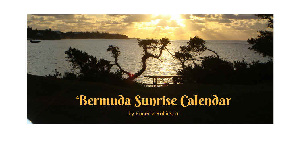 Desk - Bermuda Sunrise Collection