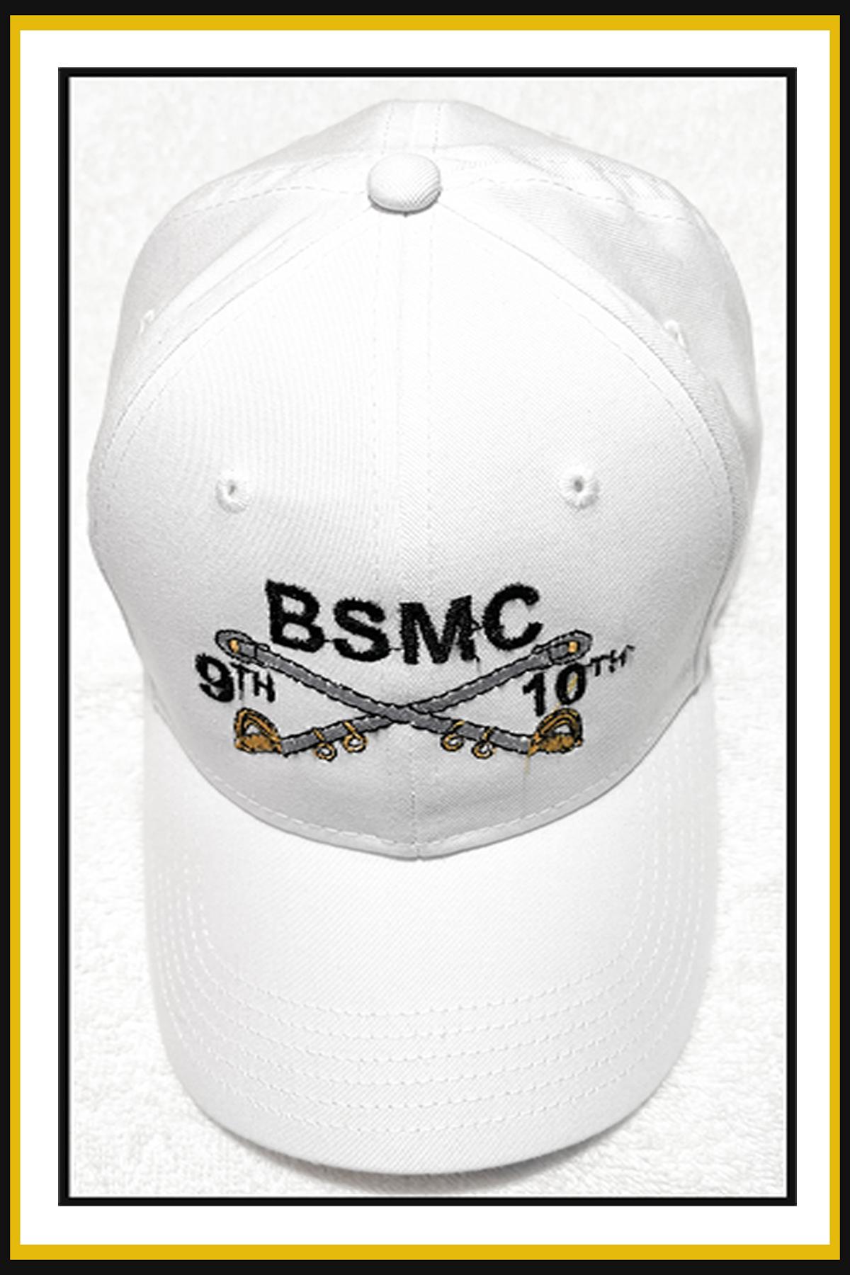 White Base Ball Hat