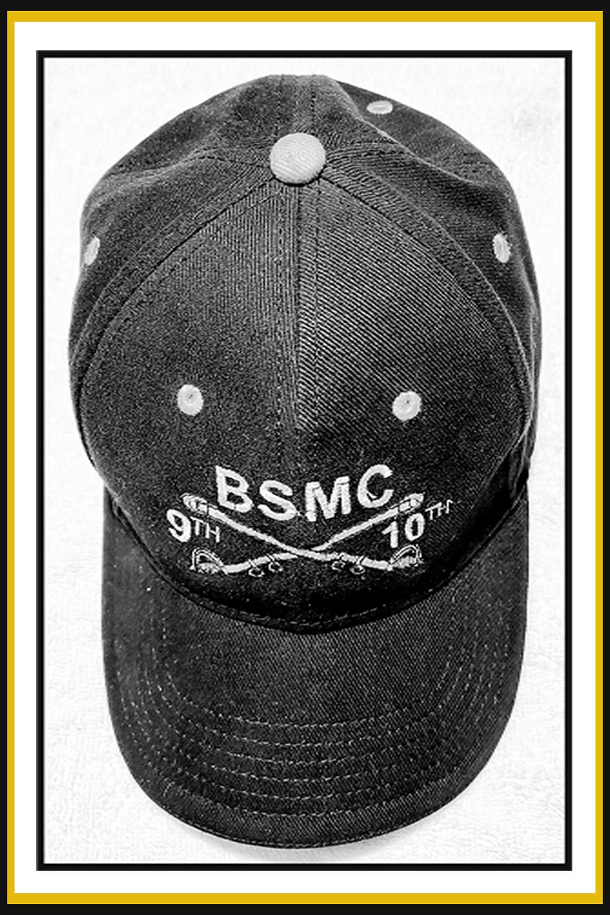 Black Base Ball Hat