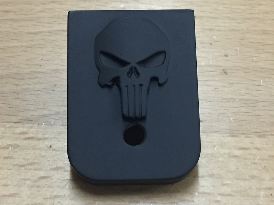 3D Punisher Mag Base Plate
