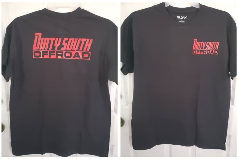 Black T-Shirt w/ COLOR Logo