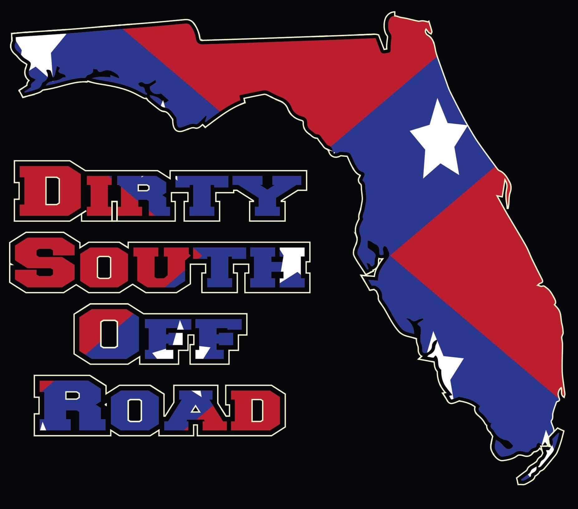 Back Decal Florida Confederate