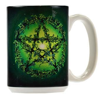 Mug Ivy Pentagram