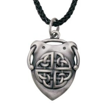 Celtic Shield Necklace (out of stock)