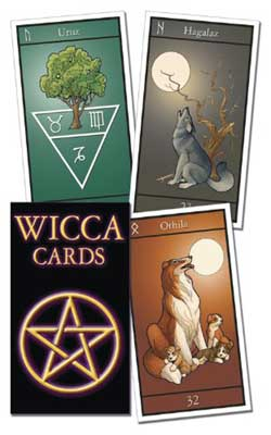 Wicca Cards (out of stock)