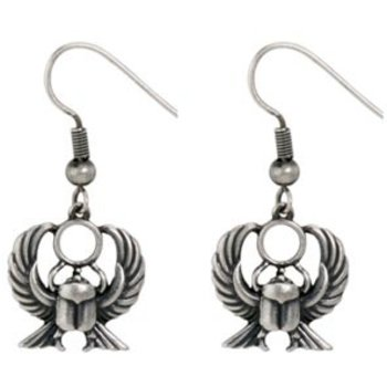 Scarab Earrings (out of stock)