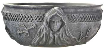 Mother, Maiden, Crone Scrying bowl (out of Stock)
