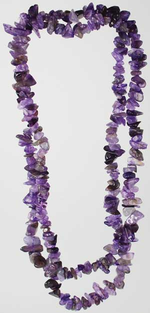 Amethyst Chip Necklace (Out of Stock)
