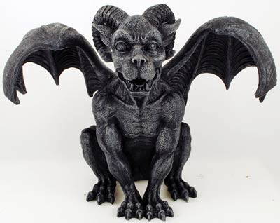 Gargoyle Ram Horned (out of stock)