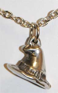 Witch's Hat Pendant